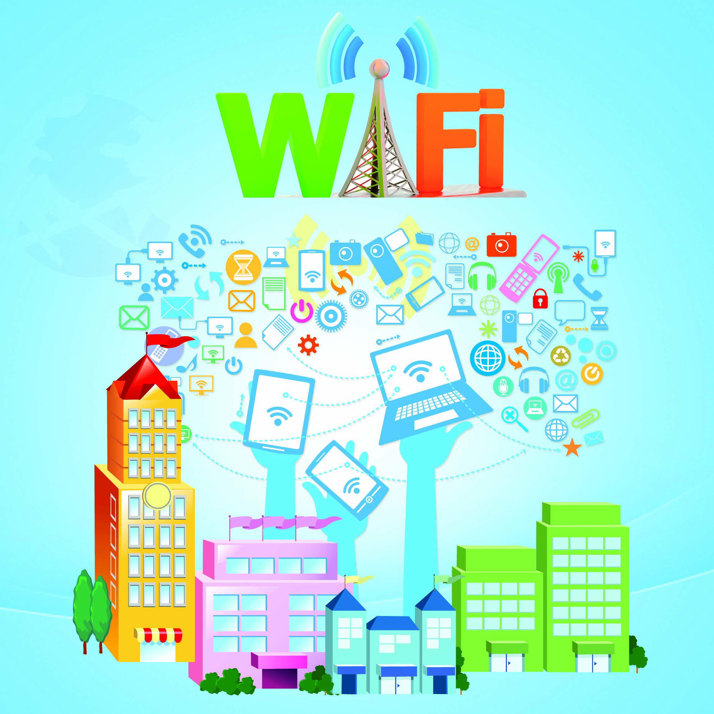 企业无线网络解决方案
